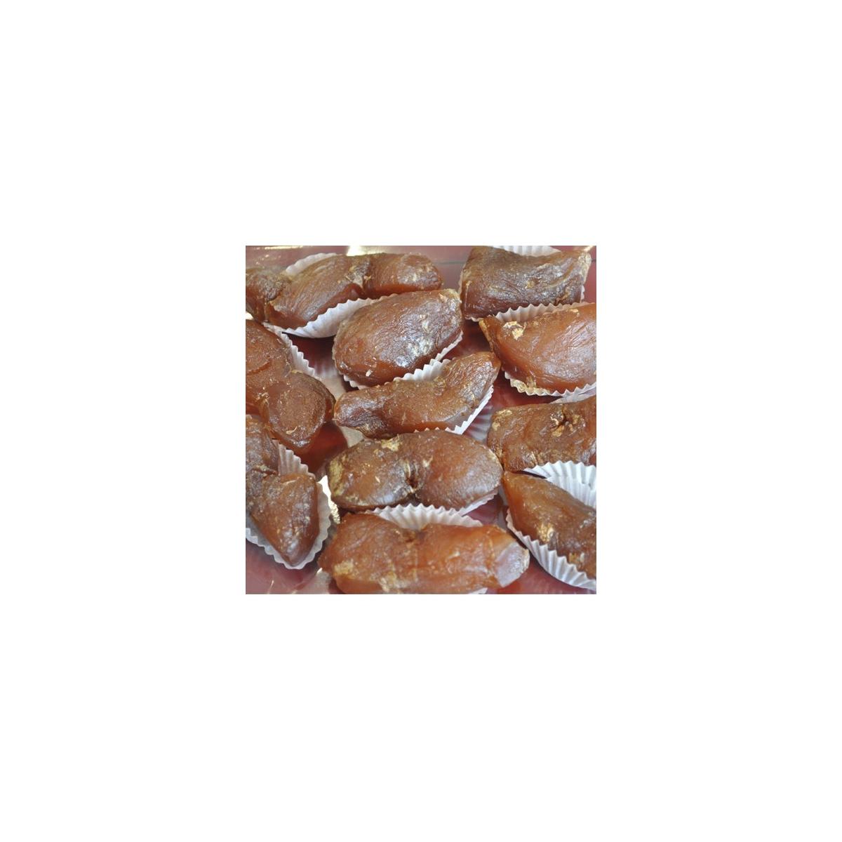 gingembre confit fruits défendus confiserie Nice