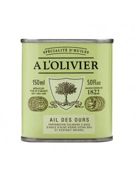 huile d olive ail des ours