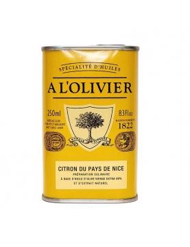 huile d olive citron de Nice