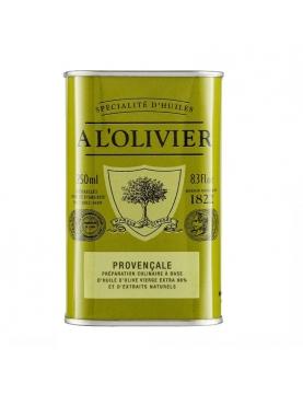 L'huile d'olive Provençale